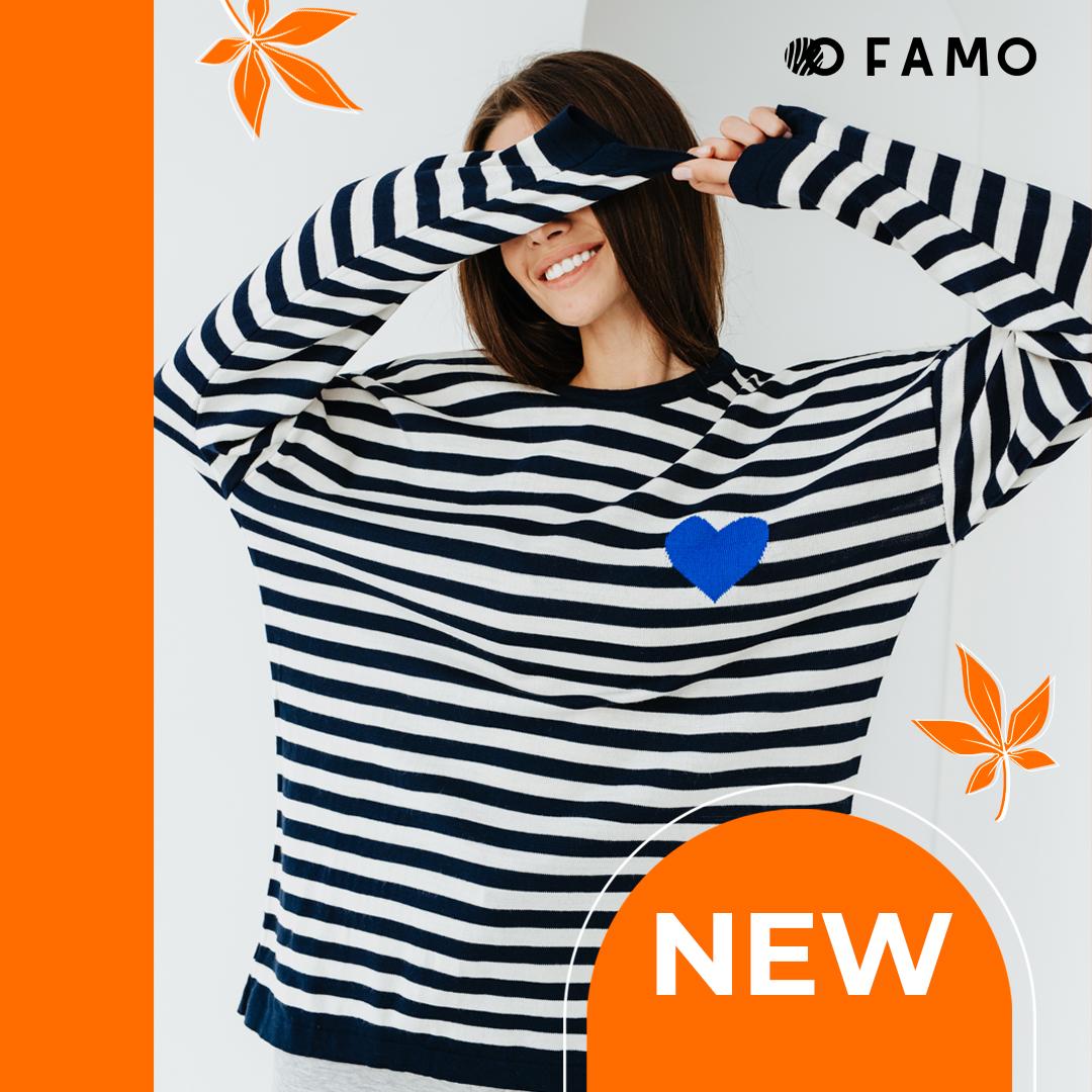 Осінні новинки вже у FAMO