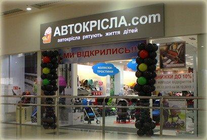 Автокрісла.com