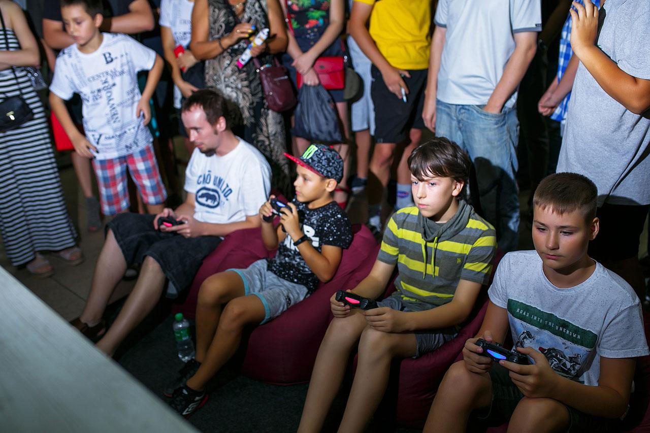 Фотоотчет мероприятия «Game Prostir»