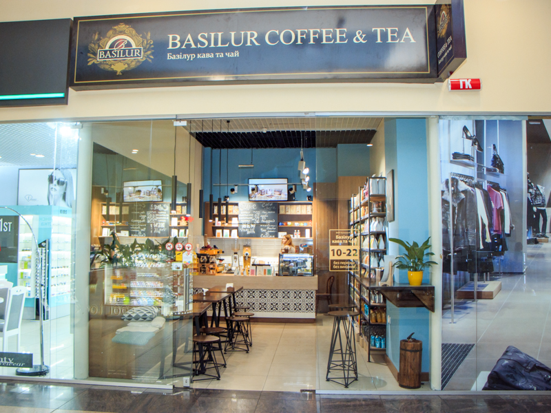 BASILUR COFFEE & TEA