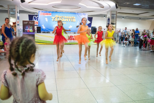 Фотоотчет «Фестиваля Талантов» ІV – отборочный тур
