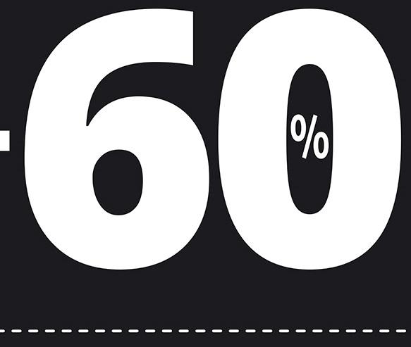 акция в магазине «Арбер» до 60% + дисконтная карта клиента