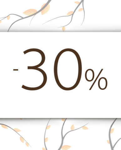 Акция «Скидка -30%» от компании 925