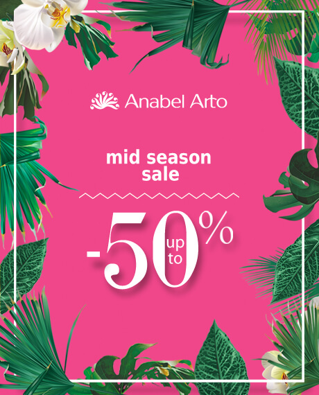 MID SEASON SALE в #AnabelArto!