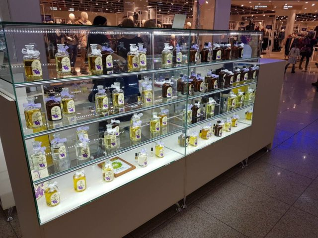 BONJOUR ÇAVA парфюмерия