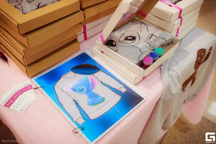 Фотоотчет Выставка украинских дизайнеров в ТРЦ «Караван»