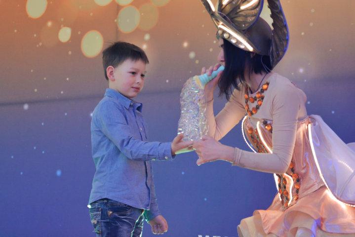 Фотоотчет «Шоппинг Уикенд» в ТРЦ «Караван» Днепр