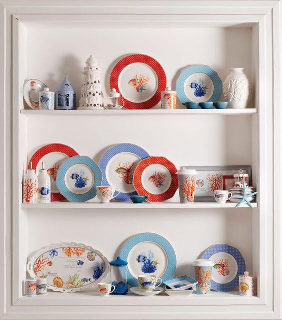 ЛАЗУРНОЕ ЛЕТО English Home представляет коллекцию домашнего текстиля и аксессуаров лето-2016