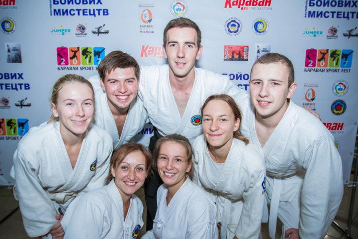 Фотоотчет «Фестиваль боевых искусств»
