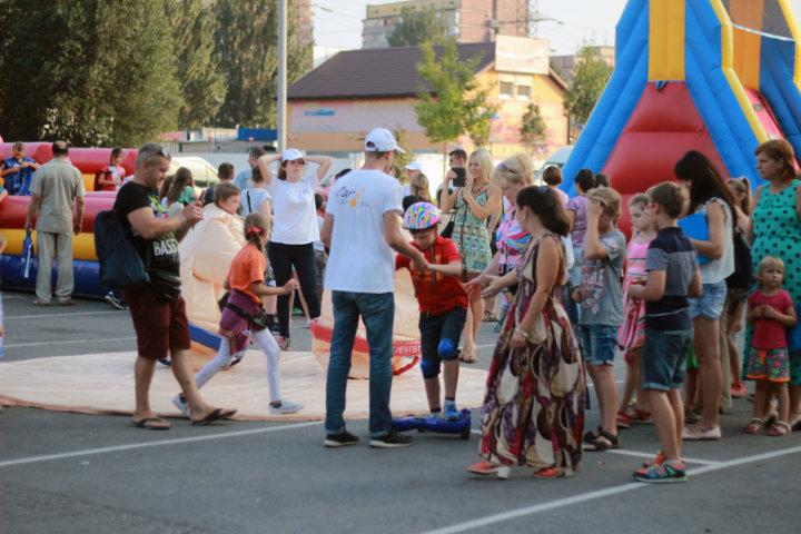 Фотоотчет «КАРАВАН FAMILY GAMES»