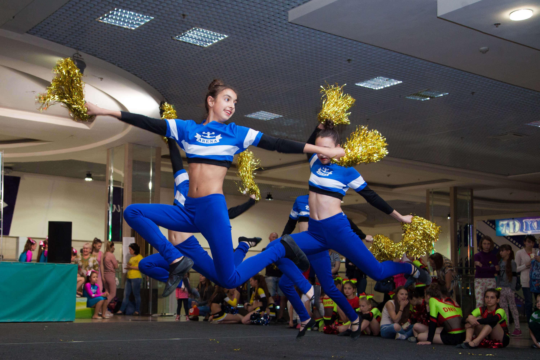 Фотоотчет «Фестиваль Черлидеров»