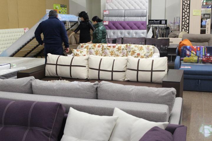 Фотоотчет распродажа «Караван-Мебель»