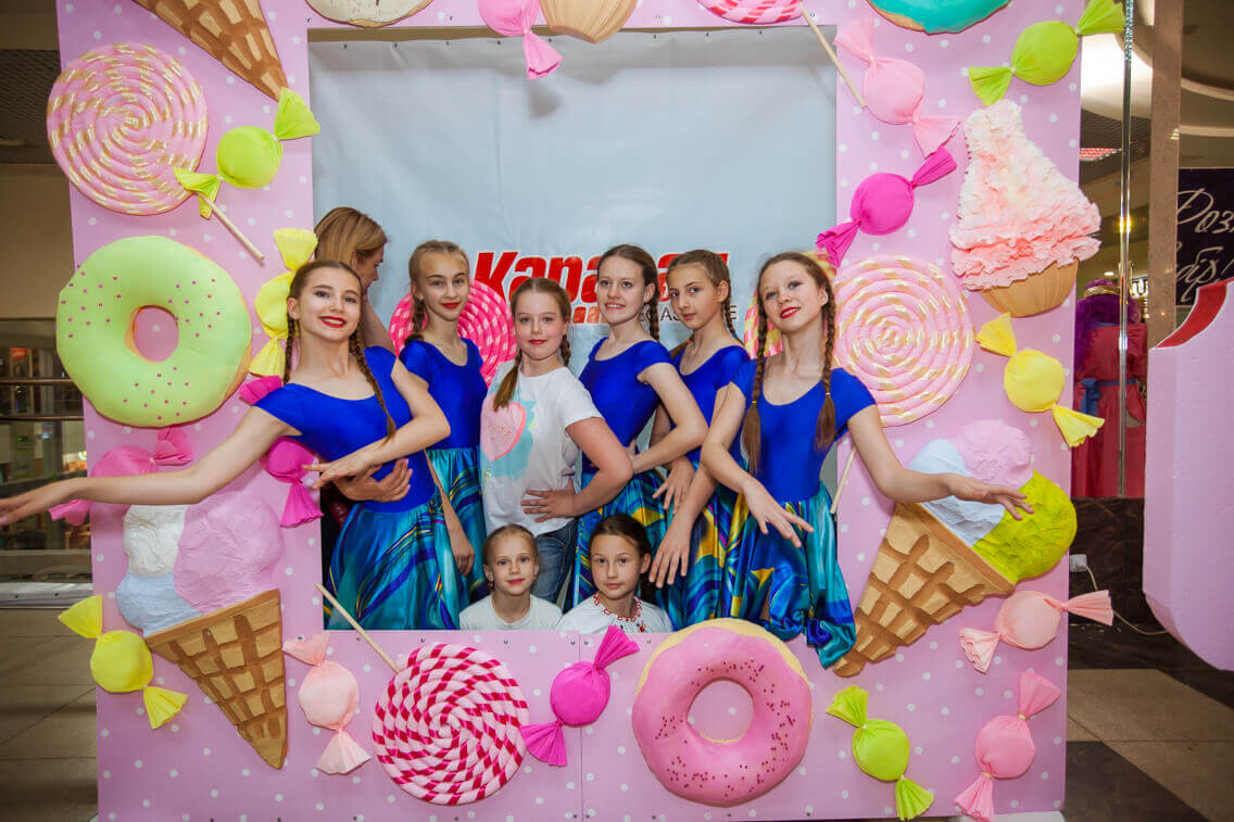 Фотоотчет «Праздник сладостей»