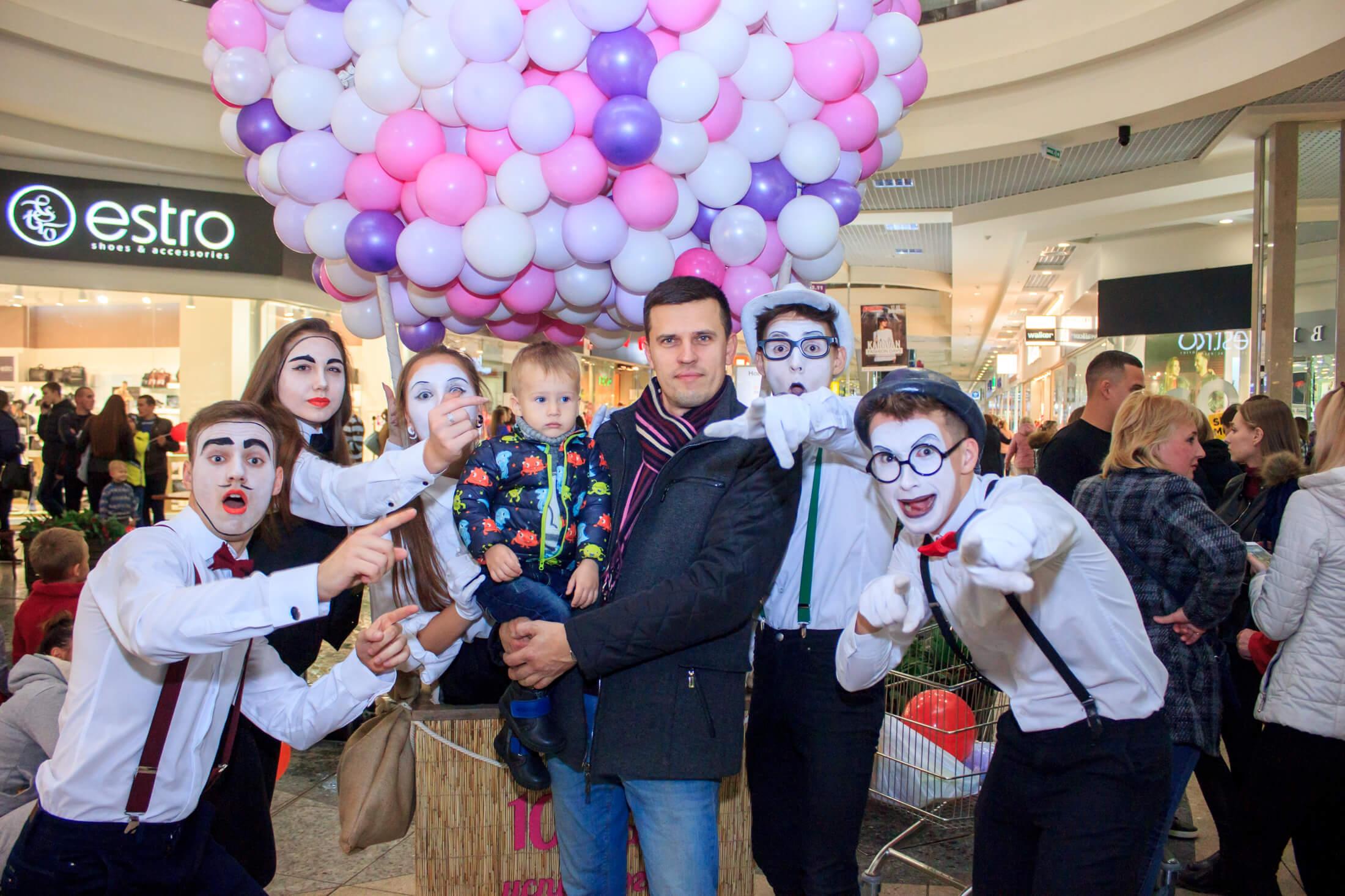 Фотоотчет Karavan's Day в ТРЦ «Караван»