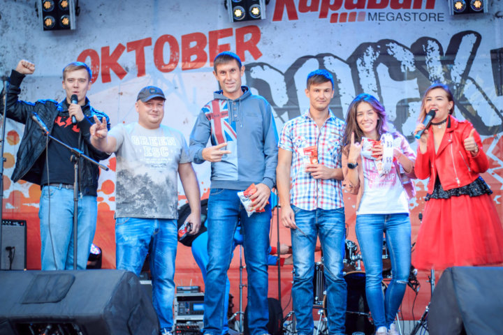 Фотоотчет «Oktober Roсk Fest»