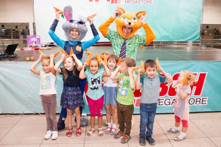 Фотоотчет «Детские развлечения»