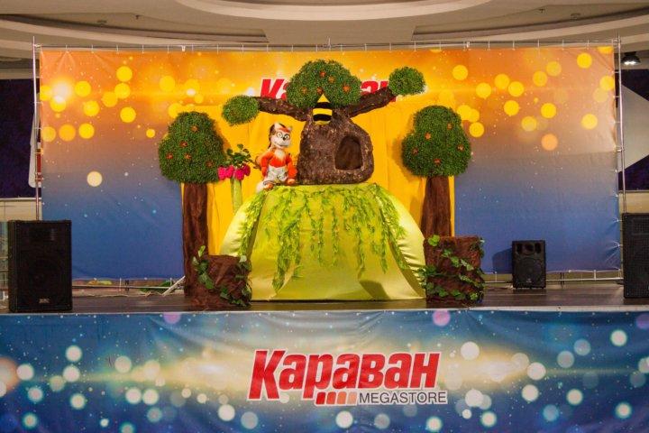 Фотоотчет «Сказочные выходные в ТРЦ Караван»