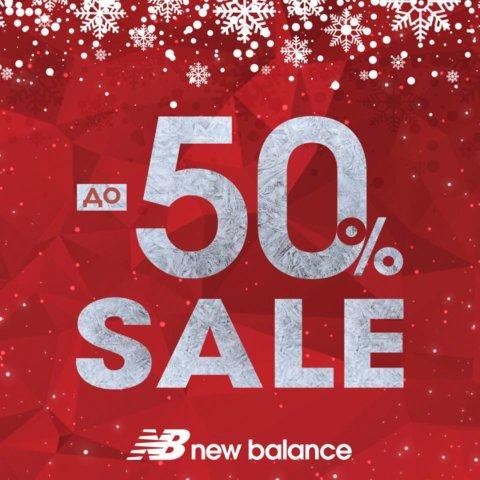Новогоднее предложение от New Balance