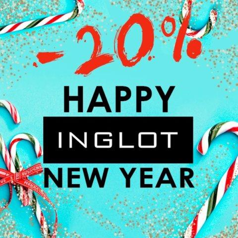 INGLOT представляем новогоднюю акцию