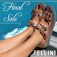 FINAL SALE в Fellini!