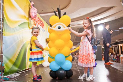 Фотоотчет «Фестиваль воздушных шаров»