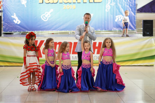 Фотоотчет «Фестиваль талантов» 2-й отборочный тур