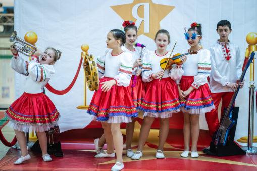 Фотоотчет Фестиваль детских талантов