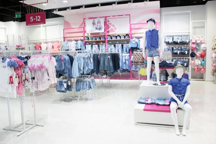 Глория джинс магазин детской одежды