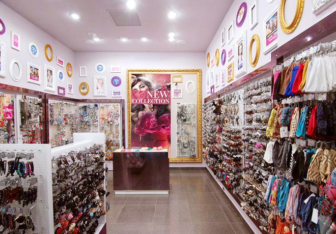 85ed682f1d23 Открылся магазин бижутерии и аксессуаров для волос Lady Collection ...