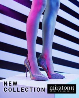 Новая коллекция уже в Miraton!