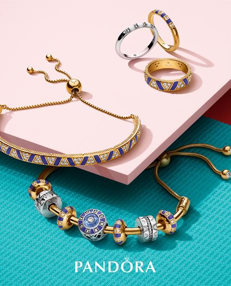 Новая летняя коллекция ювелирных украшений в PANDORA