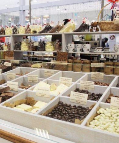 Открылась «Львовская мастерская шоколада»