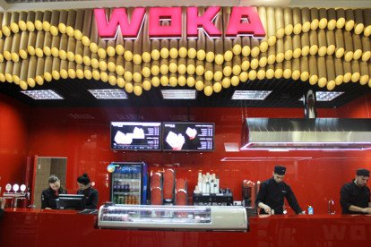 WOKA » asia food café